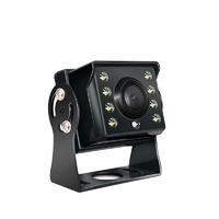 HD 720P Truck Bus Waterproof Front Rearview Reverse Back Up Infrared Night Vision  Car Security Reversing CCTV Reversing Camera PZ508